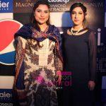 Sadiya Zaheer with guest