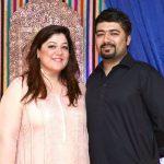Sahar and Saad at Celebrations of Arabian Fest