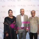 Sajjida Wandal, Imran Ayyub and Mr Wandal