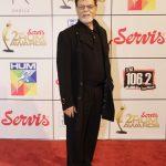 Red Carpet - Second Hum Awards 2014