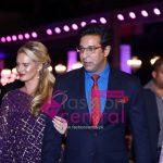 Shaniera and Wasim Akram