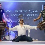 Samsung Introduces the GALAXY S4 in an Electrifying Event