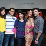 Xille Huma, Nazim Sheikh, Yasmin, Natty and Yousaf