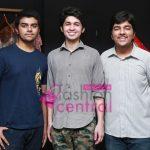 Zoraiz Junaid, Azaan Tanveer and Ghulam Muhammad