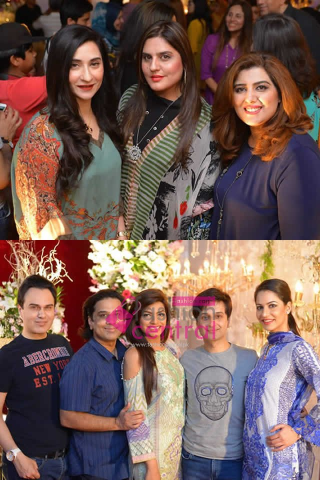 Rani Emaan Lawn Summer 2016 Launch Event