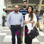 Adnan Khan, Simky & a guest
