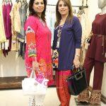 Erum Ishaq and Sadia Javed