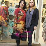 Hifsa Khan and Sadia Salman