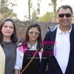 Natasha Shahab, Myra Shahab, Shahab Ashraf