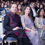Reema with her Husband Dr Tariq Sahab