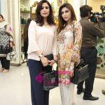 Saima Zafar and Hina Ejaz