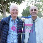 Tony Davis, Ahmed Khan