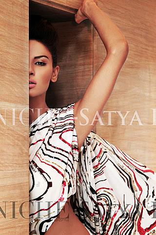 Latest shoot by Satya Paul 2010