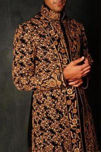 Deepak Perwani's Groom Dresses Fashion Collection, Pakistani Fashion Designers
