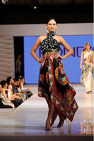 Body Focus Fashion Assortment By Pakistani Designer Imrana Ahmed