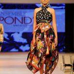 Sunita Marshal modeled for Body Focus