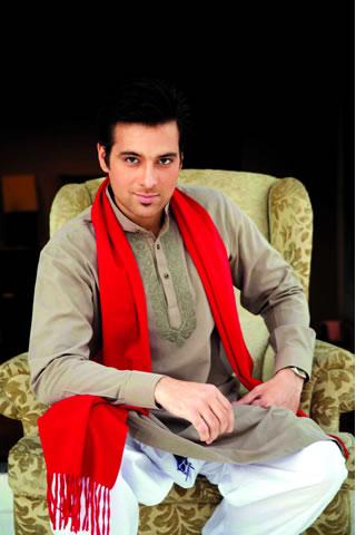 Pakistani Fashion Designers Nabeel & Aqeel Kurta Collection for 2009