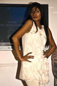 Pakistani Designers Nickie Nina's Collection at Fashion Show 2009