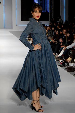 Adnan Pardesy's Collection at PFDC Sunsilk Fashion Week Lahore 2011