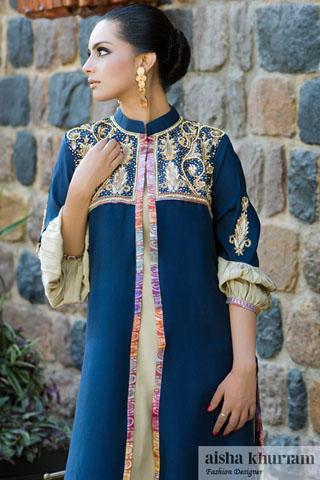 Latest Collection 2011 by Aisha Khurram