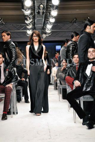 Ammar Belal Collection at Islamabad Fashion Week