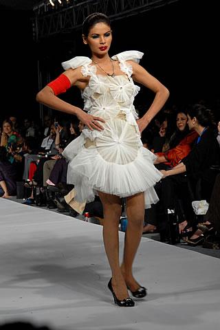 Ammar Belal's collection at PFDC Sunsilk Fashion Week 2010