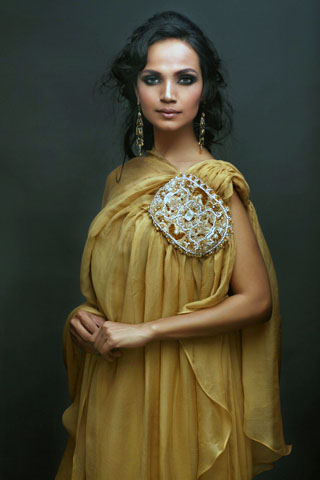 Latest Collection 2011 by Asim Jofa