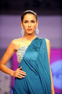 Pakistani Fashion Collection by Ayesha Hashwani at Veet Celebration