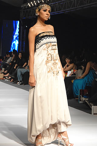 Tooba Siddiqui modeled for Body Focus