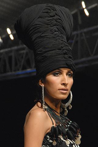 Vaneeza Ahmad modeled for Body Focus