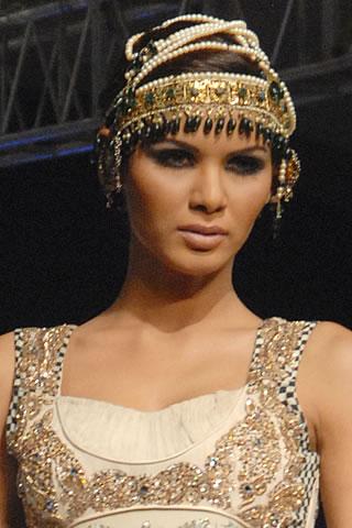 Neha Ahmad modeled for Body Focus