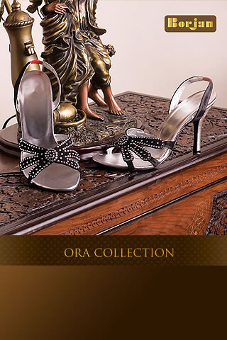Ora Shoes collection By Borjan For Pakistani Fashion Girls & Ladies