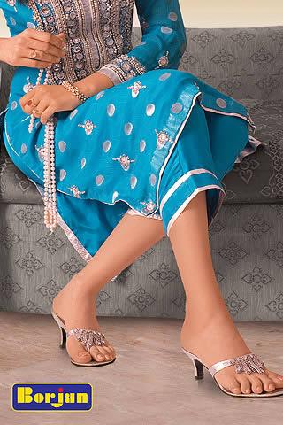 Glam Collection by Borjan Pakistani Fashion Footwear