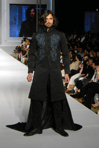 Emraan Rajput's Collection at PFDC Sunsilk Fashion Week Lahore 2011
