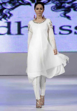 Fahad Hussayn's Collection at PFDC Sunsilk Fashion Week 2010 Karachi