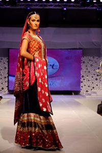 Pakistani Traditional Fashion Collection by Faiza Sami Designer