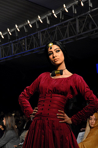 Feeha Jamshed's Collection at PFDC Sunsilk Fashion Week 2010