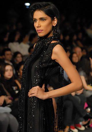 HSY Collection at PFDC Sunsilk Fashion Week 2010 Karachi