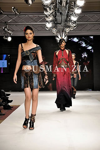 Iqra Fashion Institute Collection At Islamabad Fashion Week