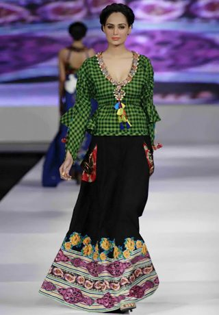 The House of Kamiar Rokni's Collection at PFDC Sunsilk Fashion Week 2010 Karachi