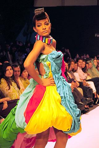 Kuki Koncept at Fashion Pakistan Week 2010