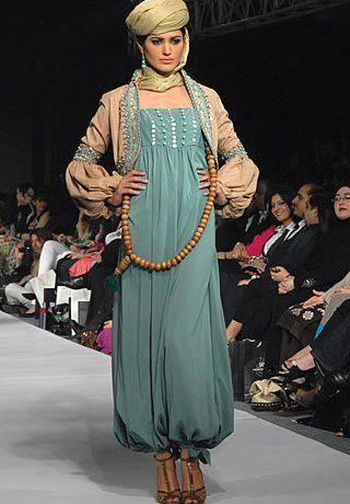 Urban Rajistan Collection by Maria B.'s at PFDC Sunsilk Fashion Week 2010