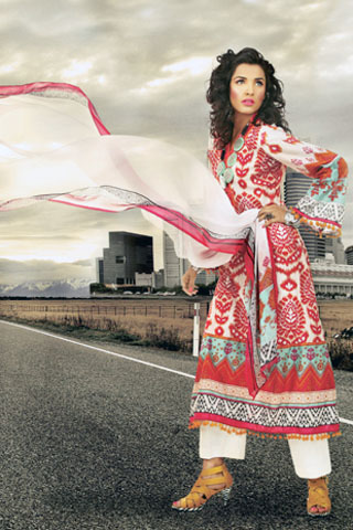 Maria B. Summer Lawn Collection 2011