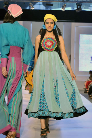 Mehdi at PFDC Sunsilk Fashion Week 2011