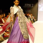 Neha Ahmad at Karachi Fashion Week 2010