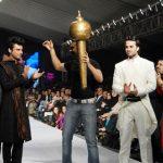 Munib Nawaz's collection at PFDC Sunsilk Fashion Week 2010