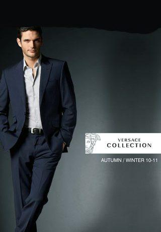 "Fashion store ""WARDROBE"" presents Versace & Valentino Autumn/Winter 2010-11 Men's Collection"