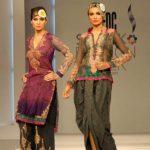 Pakistani Designer Nickie Nina at PFDC Sunsilk Fashion Week 2011 Lahore