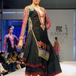 Pakistani Fashion Designer Nickie Nina at PFDC Sunsilk Fashion Week