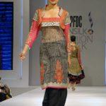 Famous Designer Nickie Nina at PFDC Sunsilk Fashion Week 2011 Lahore